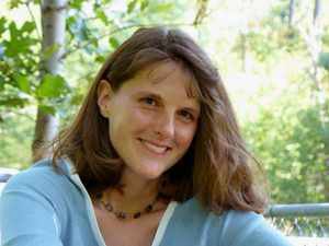 Picture of Kate Messner, YA and Childrens Book Author, TED Talks, and Kid Sourcing
